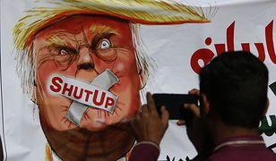 Pakistańczyków oburzają wypowiedzi Donalda Trumpa o ich kraju