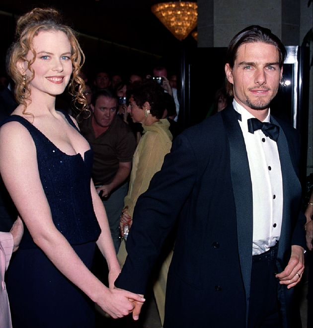 Nicole i Tom w 1994 roku