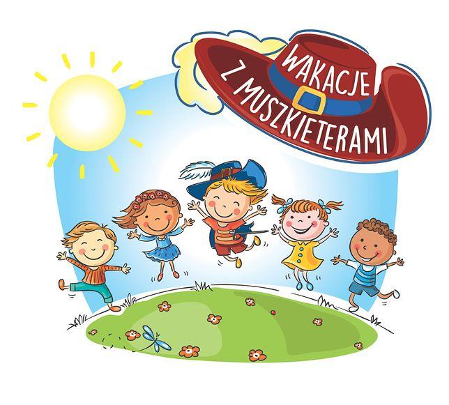 Wakacje z Muszkieterami– wspólny wyjazd blisko tysiąca dzieci z całej Polski
