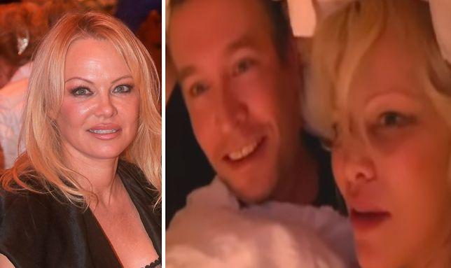 Pamela Anderson robi swoje