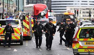 Policja: Khalid Masood bez związków z IS