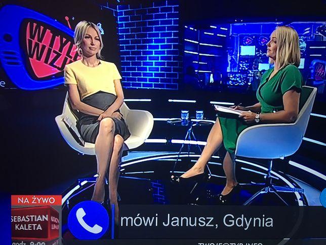 """Janusz Sibora dodzwonił się do """"W tyle wizji"""". Wyjaśniał, na czym polega problem ze zdjęciem Dudy i Trumpa"""