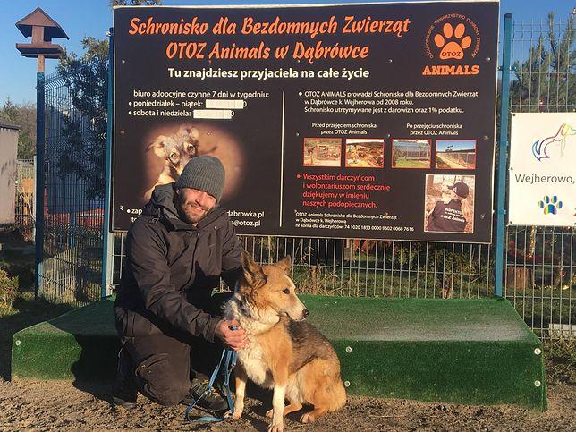 Historia jak z filmu. Zaginiony pies wrócił do swojego właściciela po 2 latach