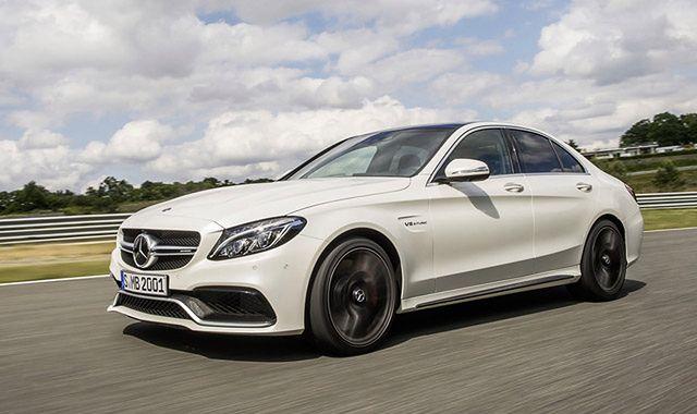 Mercedes-AMG C 63: klasyczna moc