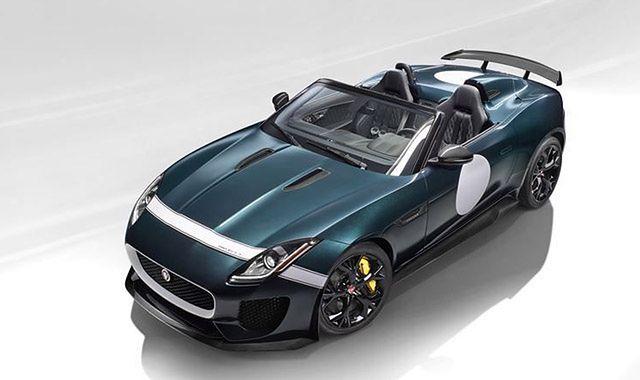 Jaguar rozpocznie limitowaną produkcję modelu F-Type Project 7