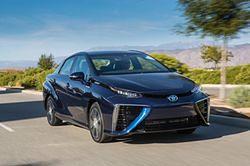 Toyota Mirai napędzana lemoniadą