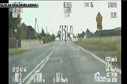 Motocyklista pędził o 111 km/h za szybko