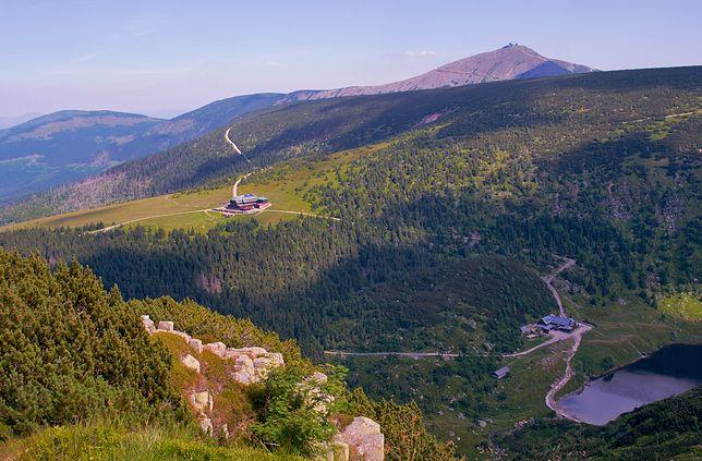 Karkonosze – najwyższe pasmo górskie Sudetów