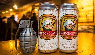 Piwo warzone jest na terenie Korei Północnej