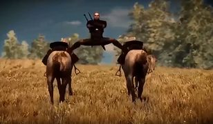 "Kadr z filmu ""The Witcher 3: Wild Hunt - Behind the Scenes"""