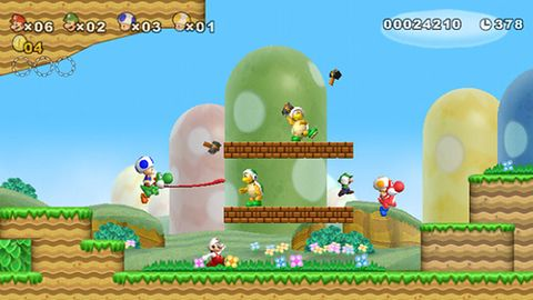 Gry Nintendo będą jedynie pokazywały jak należy je przejść