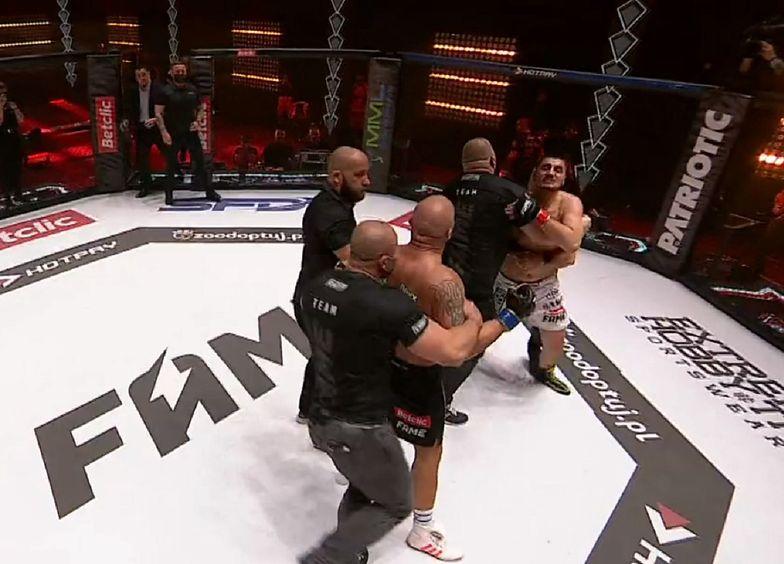 Fame MMA. Boniek nie kazał Najmanowi czekać długo. Tak mu odpowiedział