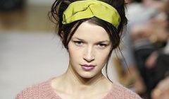 Opaski do włosów - modna zima 2012/2013!