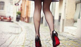 Rajstopy to atrybut kobiecości