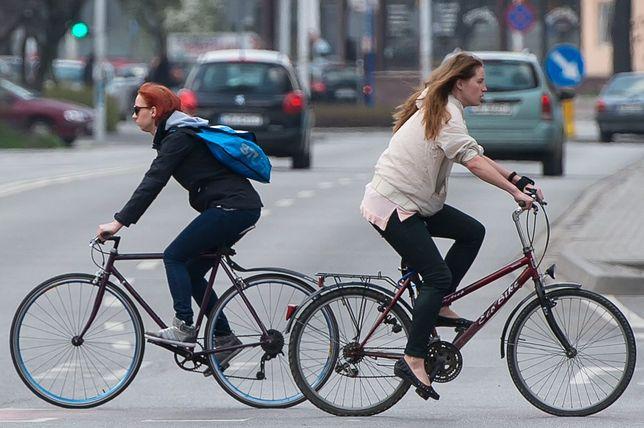 Rowerzyści nie są bezpieczni