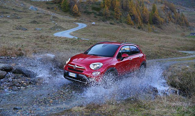 Goodyear dostarczy opony dla nowego Fiata 500X