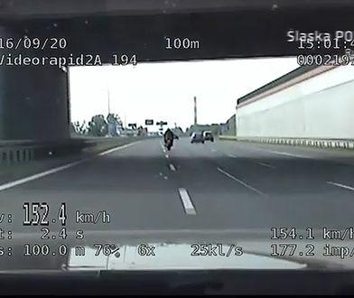 """Dwóch motocyklistów kontra policyjna grupa """"Speed"""""""