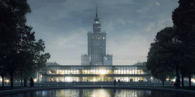 Emilia nie zniknie z mapy Warszawy. Nowe miejsce pawilonu
