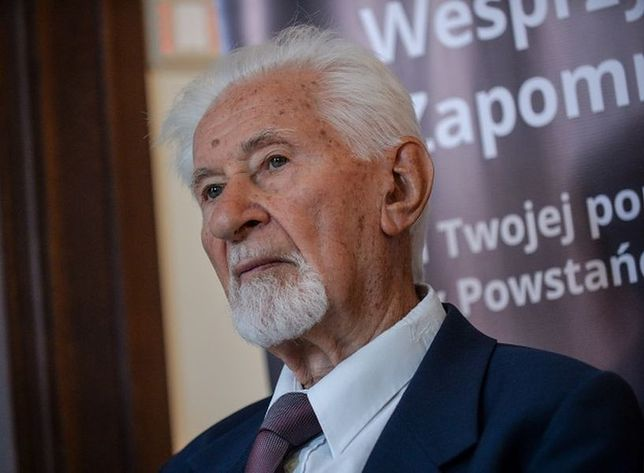 Powstaniec warszawski bez awansu. Był przeciwny odczytaniu apelu smoleńskiego
