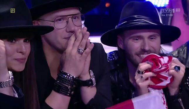 Porażka Polski na Eurowizji. Odpadliśmy w przedbiegach