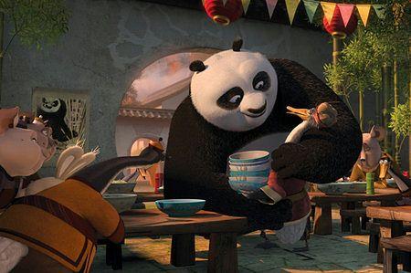Kung Fu Panda kontra WP