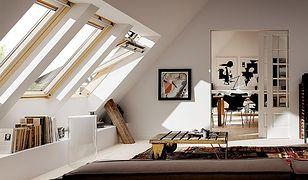 Nietypowe okna połaciowe odmienią dach