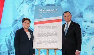 """Makowski: """"Andrzej Duda wznawia kampanię. I wraca do chwytów partyjnych sprzed pięciu lat"""" [OPINIA]"""