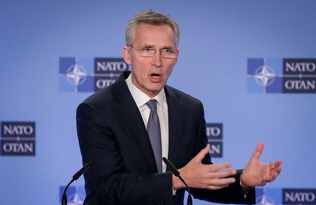 Pilne posiedzenie Rady NATO. Jens Stoltenberg uspokaja sojuszników