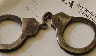 Milionowe wyłudzenia z banku pod Warszawą. Były wiceprezes PGNiG aresztowany
