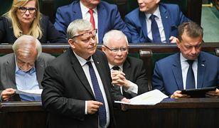 Podział Mazowsza. Marek Suski i Jarosław Kaczyński