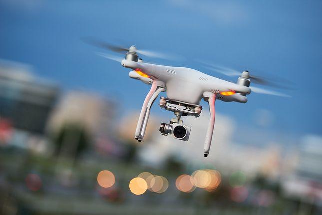 Medycy wierzą, że transport dronem pomoże im w ratowaniu chorych
