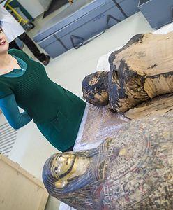 O ciężarnej mumii mówi cały świat. Wśród odkrywców była ona