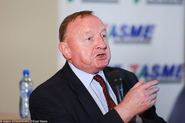 Stanisław Michalkiewicz jest publicystą Radia Maryja