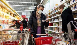 Polacy masowo udali się na zakupy
