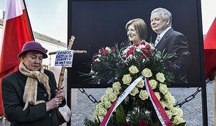 Uroczystości podczas 7. rocznicy katastrofy smoleńskiej