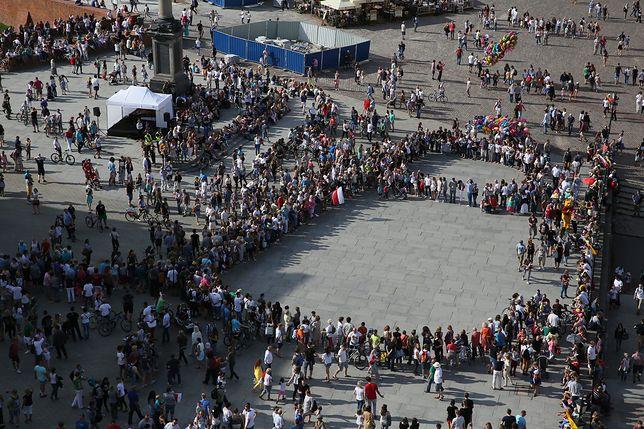 Plac Zamkowy zarezerwowany do 2021 roku. Jest zgoda na kolejną cykliczną manifestację