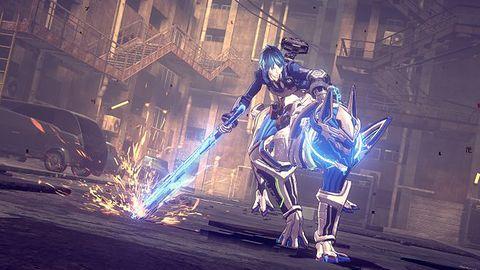 Astral Chain - ten zwierzak Legion to wymarzony multitool