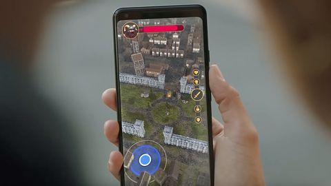 Google otwiera Mapy dla twórców gier! Pokémon Go to przy tym igraszka