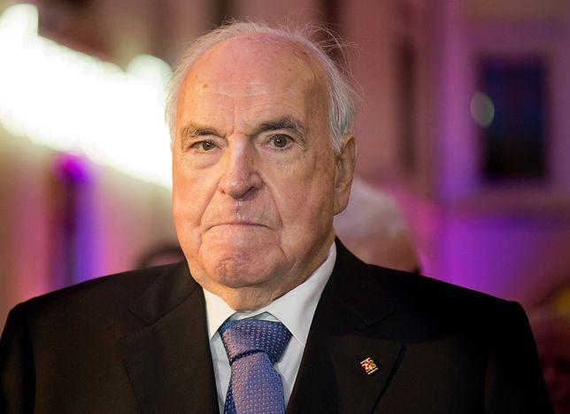 Helmut Kohl sprawował urząd kanclerza Niemiec od 1982 do 1998 roku