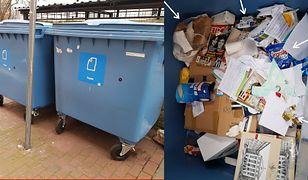 Nie potrafimy segregować odpadów. Zajrzałam do śmietników Polaków