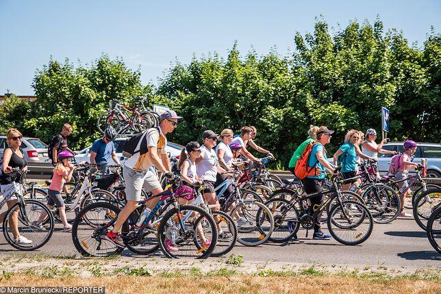 Mandat za przekroczenie prędkości rowerem. Policja bierze pod lupę cyklistów