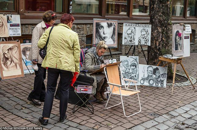 Uliczni artyści zarabiają krocie. Nawet 600 zł dziennie