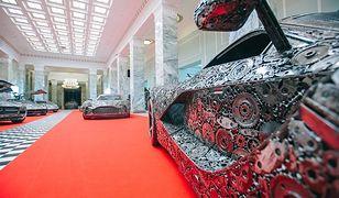 Już dziś w Pałacu Kultury i Nauki możesz zobaczyć Galerię Figur Stalowych