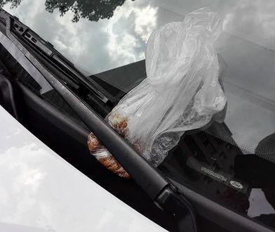 Kara za złe parkowanie
