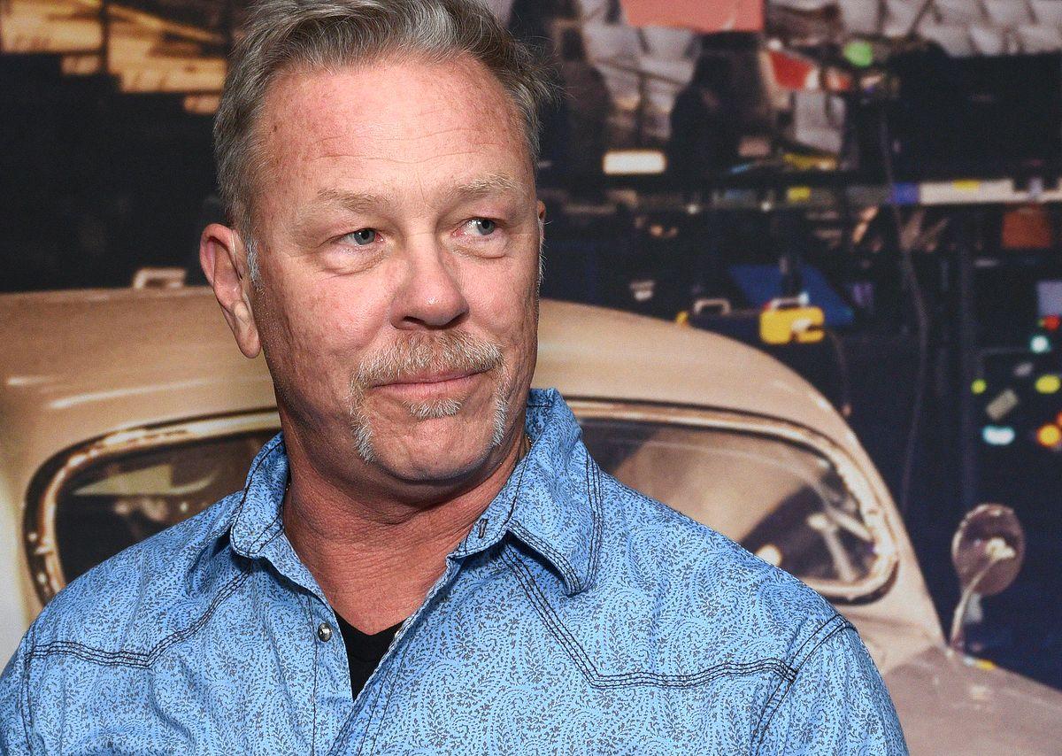 James Hetfield wyszedł z odwyku. Pierwszy raz pokazał się publicznie