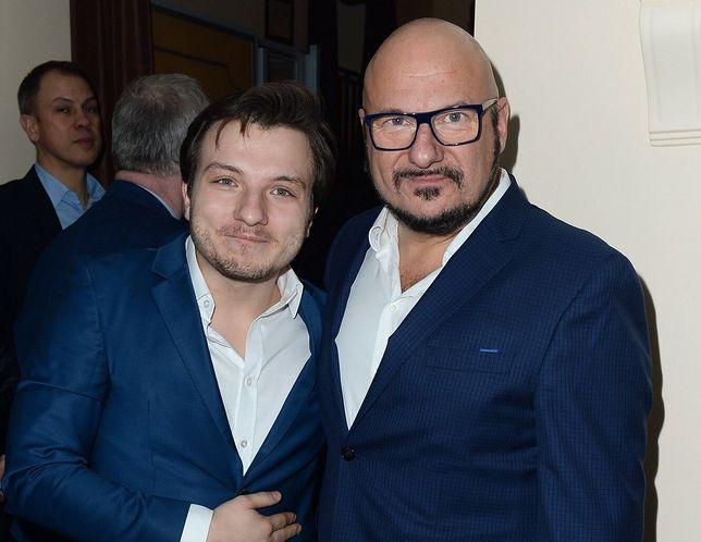 Piotr Gąsowski o synu. Opowiedział też o relacjach z byłymi partnerkami