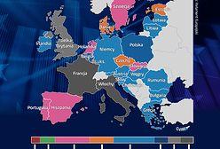 Parlament Europejski. Zmiana politycznych barw kontynentu