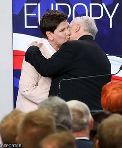 Beata Szydło triumfuje. Mówi o Kaczyńskim i Tusku