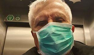 Wadim Tyszkiewicz: Miałem test na koronawirusa