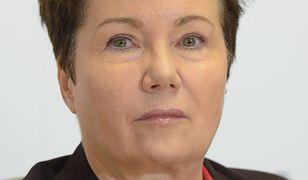Hanna Gronkiewicz-Waltz, b. prezydent Warszawy